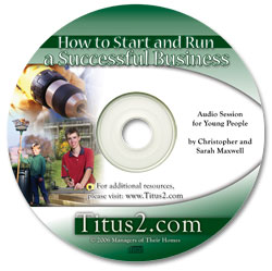 How to Start and Run Your Own Business CD