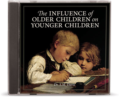 CD - The Influence of Older Children on Younger Children
