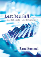 Lest You Fall [Scripture Meditations]