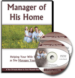 Manager of His Home [CD Set]