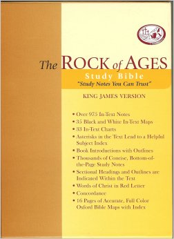Rock of Ages KJV Study Bible