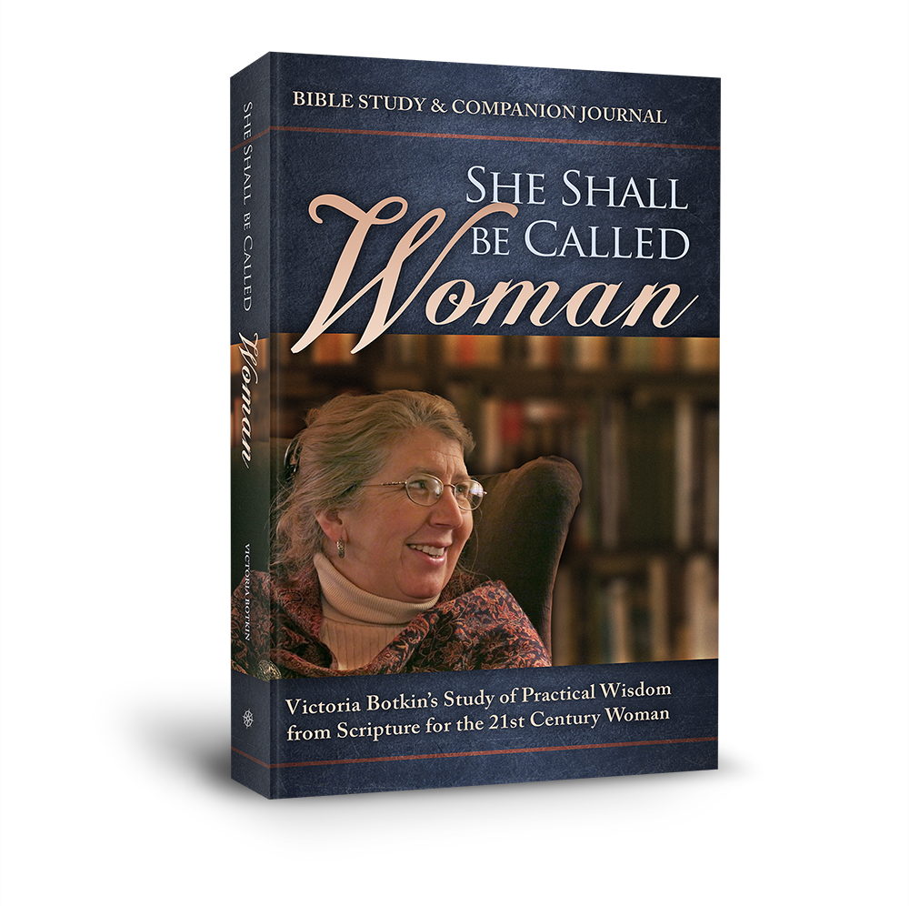 She Shall Be Called Woman Bible Study & Companion Journal